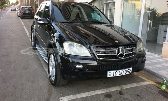Buy Used Mercedes‒Benz ML–Class Black Car in Baki in Abseron