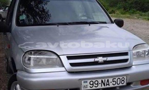 Buy Used Chevrolet Niva Silver Car in Baki in Abseron