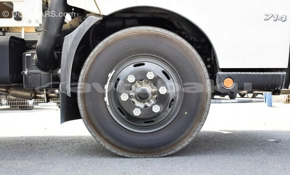 Buy Import Hino 300 Series White Truck in Import - Dubai in Abseron