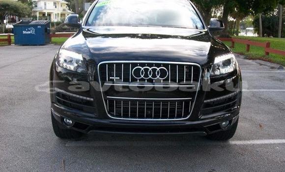Buy Used Audi Q7 Black Car in Agstafa in Qazax