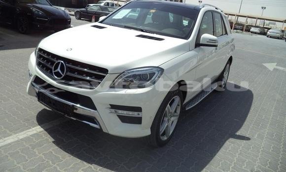Buy Used Mercedes‒Benz ML–Class White Car in Baki in Abseron